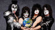 Kiss / Kissworld Tour 2017