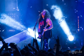 Kreator / Mehr Theater Hamburg 2017
