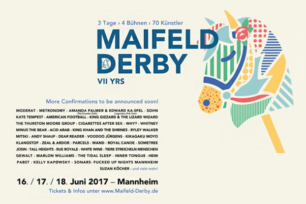 Maifeld Derby 2017 / MD17