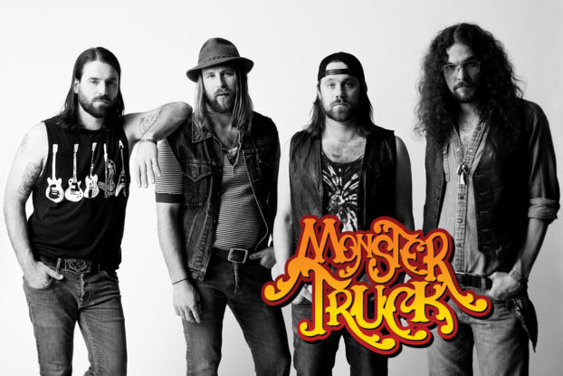 Monster Truck Tour 2017