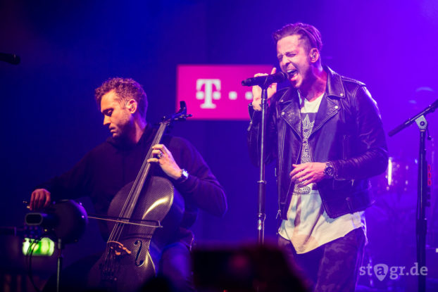 OneRepublic / Telekom Street Gigs Köln 2017