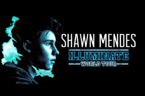 Shawn Mendes / Illuminate World Tour 2017
