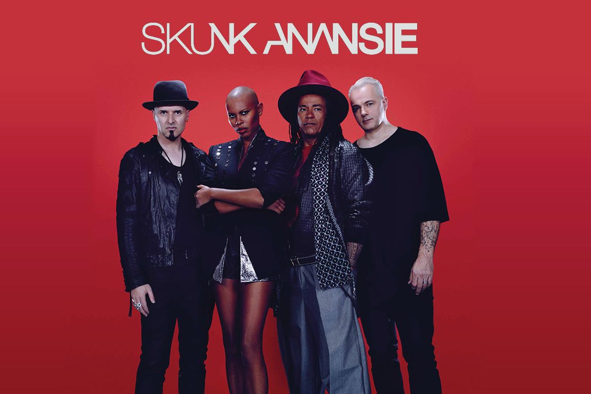 Skunk anansie tour 2018