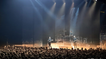 The xx / Sporthalle Hamburg 2017