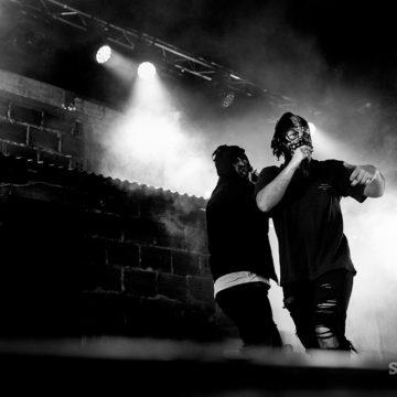 Genetikk / Karuzo / Sikk / FUKK Tour 2017 / Docks Hamburg