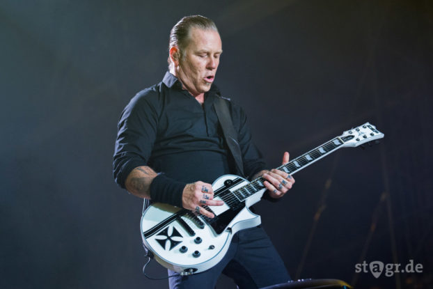Metallica Europatour 2017 / 2018 / Metallica Live in Deutschland 2017 / Metallica Live / Metallica Tour / James Hettfield