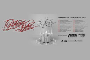 Parkway Drive / Unbreakable Tour 2017