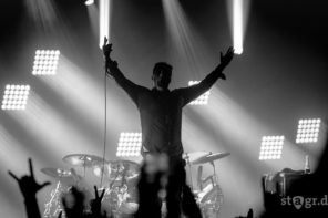 Deftones / Gore Tour 2017 / Velodrom Berlin / Deftones Live 2017