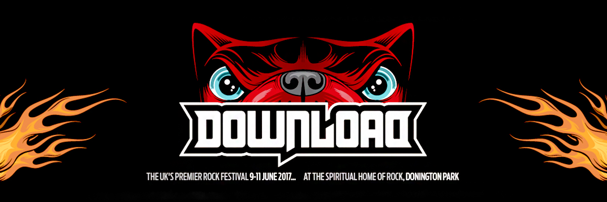 Download Festival 2017 / Download UK 2017
