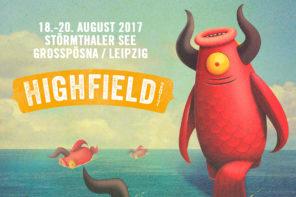 Highfield Festival 2017 / 20 Jahre Highfield / Highfield17