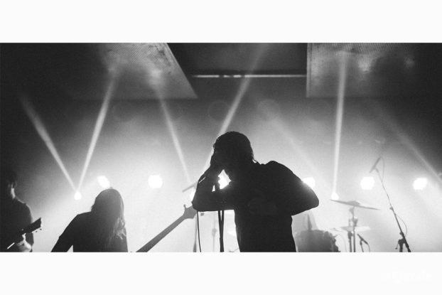 Deafheaven Bi Nuu Berlin 2017 / Deafheaven Tour 2017