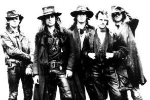 Fields of the Nephilim - Plage Noire 2021