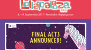 Lollapalooza Berlin 2017 / Lollaberlin / Lollapalooza Line Up 2017