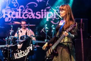 Ragnarök Festival 2017 / Kultasiipi