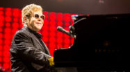 Elton John Tour 2017 / Elton John Live 2017 / Elton John Wonderful Crazy Night Tour 2017 / Lanxess Arena Köln