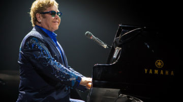 Elton John / Wonderful Crazy Night Tour 2017 / Elton John Tour 2017