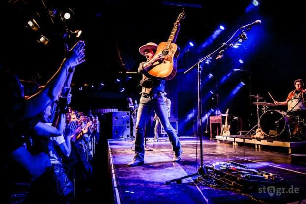 Kiefer Sutherland Gibson Club Frankfurt 2017 / Not Enough Whiskey Tour 2017