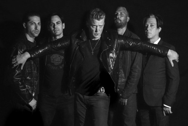 Queens of the Stone-Age Tour 2017 / QOTSA Tour 2017 / QOTSA Live 2017
