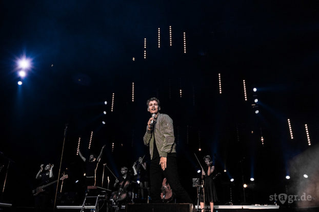 Tim Bendzko / Barclaycard Arena Hamburg 2017