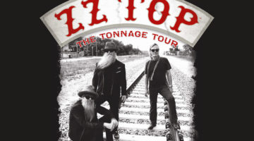 ZZ Top The Tonnage-Tour 2017 / ZZ Top our 2017 / ZZ Top Live 2017
