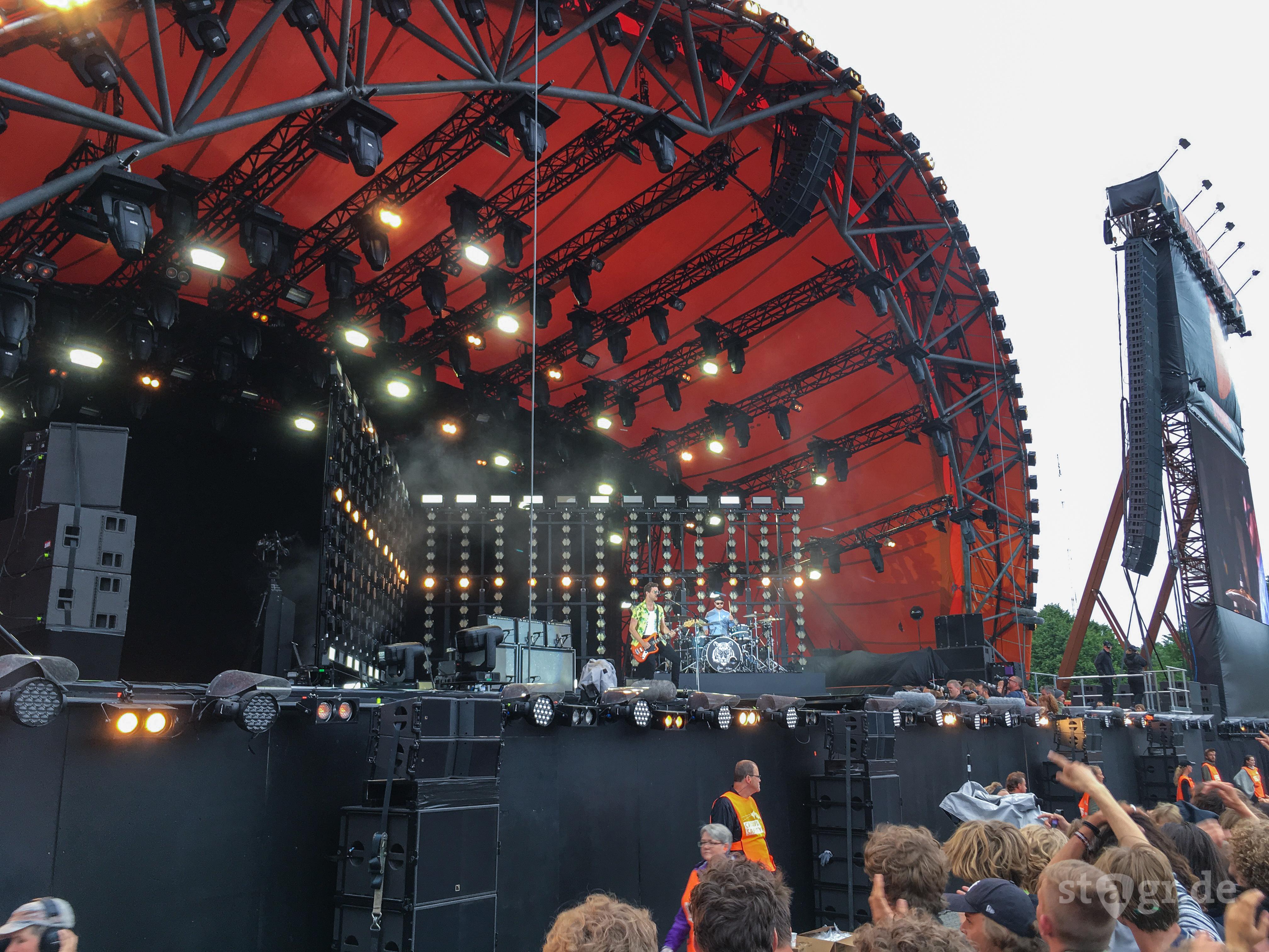 Roskilde Festival 2017 / Roskilde 2017 / RF17 / Royal Blood
