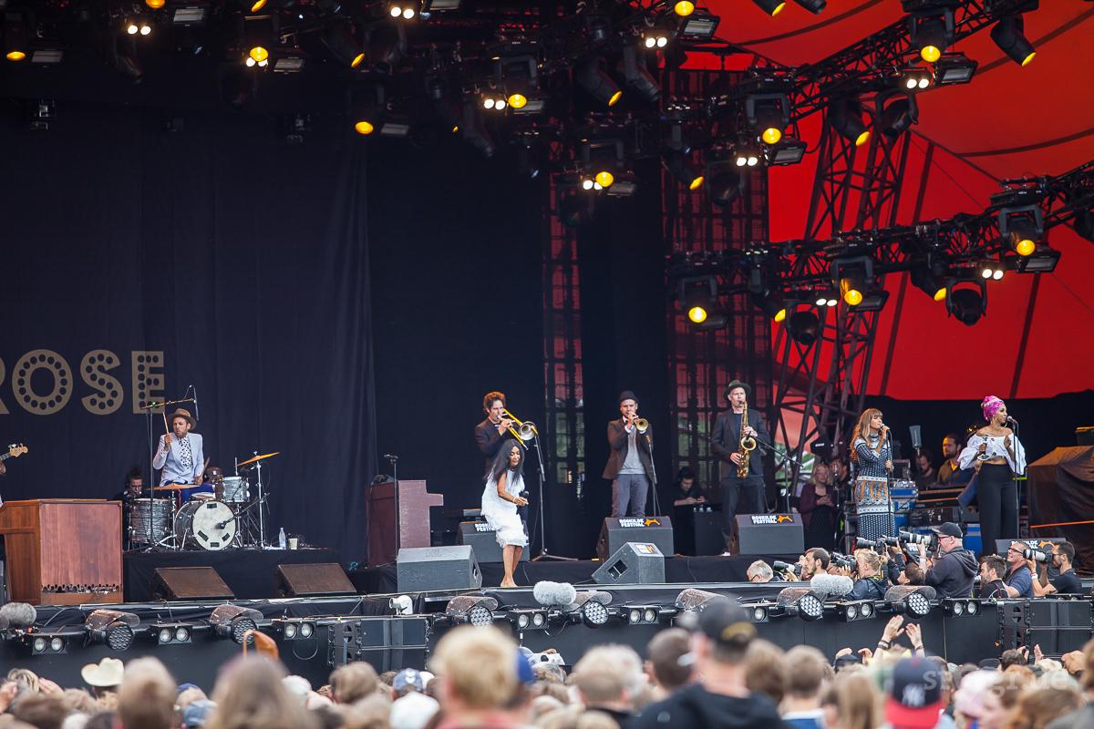 Roskilde Festival 2017 / Roskilde 2017 / RF17 / The Savage Rose