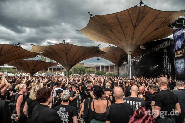 Amphi Festival 2017 / XIII. Amphi Festival 2017 / Amphi 2017