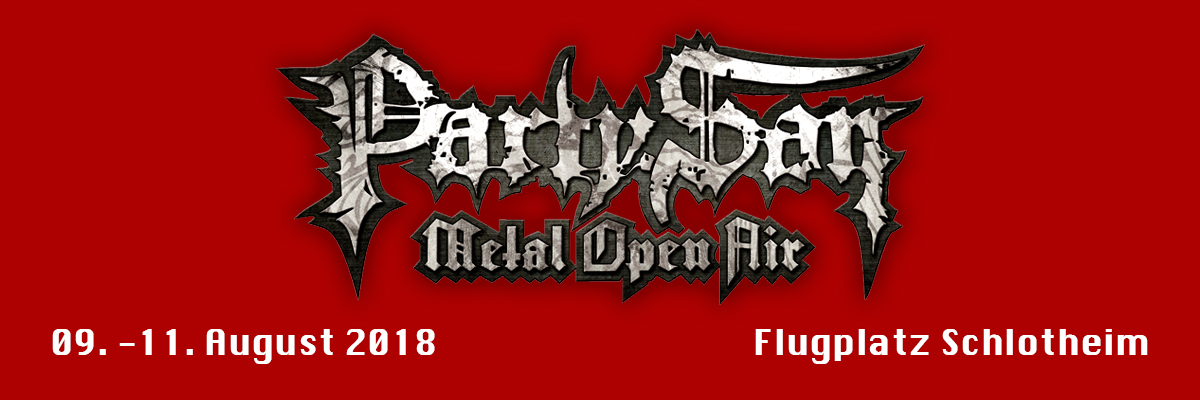 Party.San Metal Open Air 2018 / Partysan Metal Open Air 2018 / Party.San 2018 / PSOA 2018