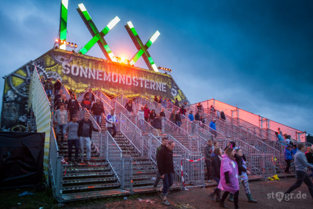 Sonnemondsterne 2017 / SMS.XXI / SMS 2017 / Sonnemondsterne