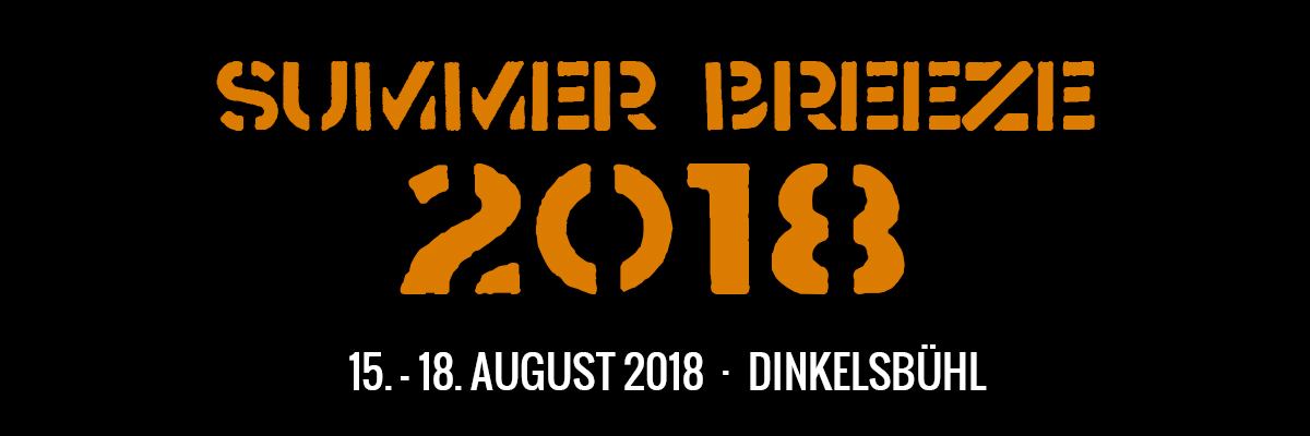 Summer Breeze Open Air 2018 / Summer-Breeze 2018 / SBOA 2018