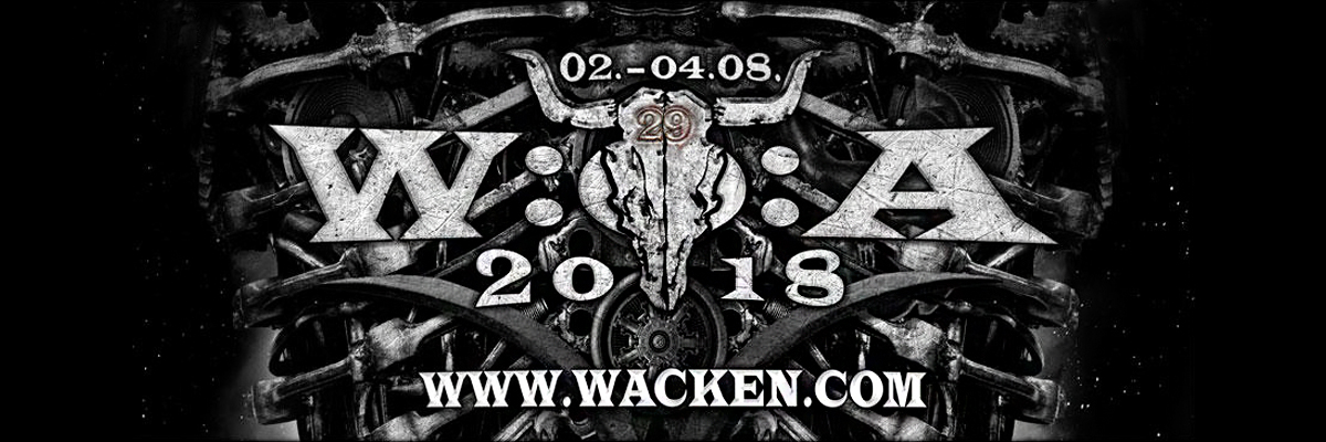 Wacken Open Air / 2018 Wacken 2018 / WOA 2018