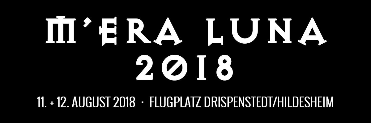 mera luna 2018 / mera18 / m'era Luna / m'era Luna 2018