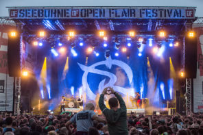 Open Flair 2017 / Open Flair Festival 2017 / OF17 / Open Flair / Irie Révoltés