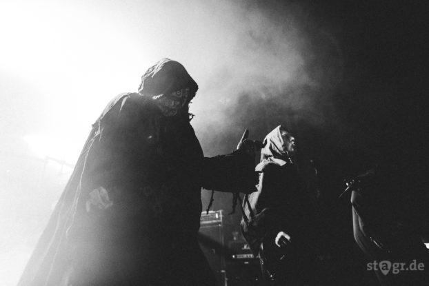 Mayhem Berlin 2017 / Mayhem De Mysteriis Dom Sathanas Tour 2017