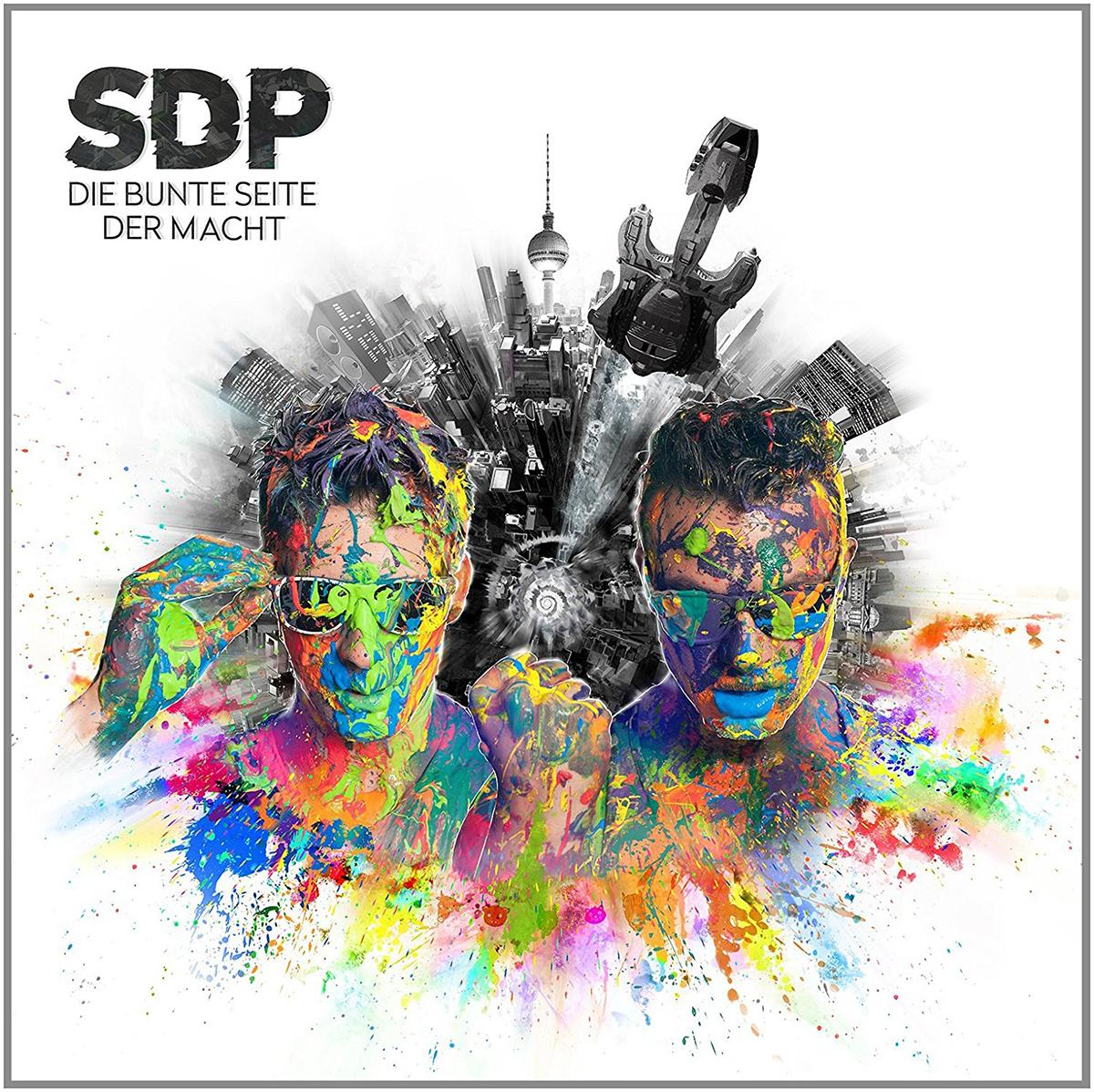 SDP die bunte seite der macht / SDP Tour 2017 / SDP live 2017