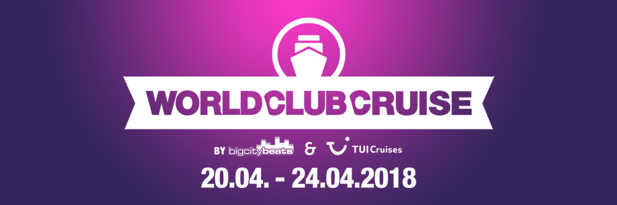 World Club Cruise 2018