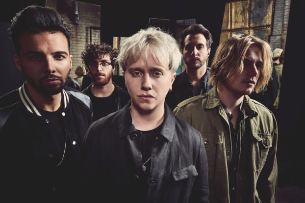 Nothing But Thieves Tour 2017 / Nothing But Thieves Live 2017