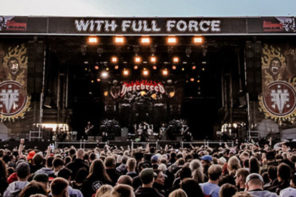 XXV. With Full Force 2018