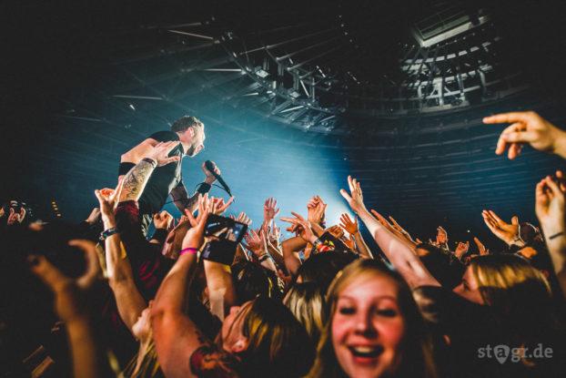 Rise Against Berlin 2017 / Rise Against Tour 2017 / Rise Against Wolves Tour 2017