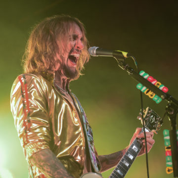 The Darkness Tour 2017 / The Darkness Berlin 2017 / The Darkness Live