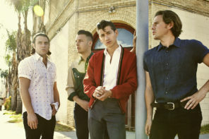 Arctic Monkeys - Way Out West 2018