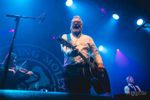 Flogging Molly Tour 2018 / Flogging Molly Berlin 2018