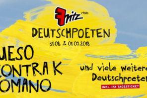 Fritz Deutschpoeten 2018
