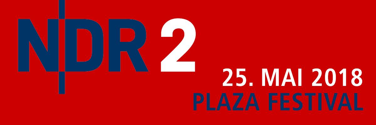 NDR2 Plaza Festival 2018 / Plazafestival-2018