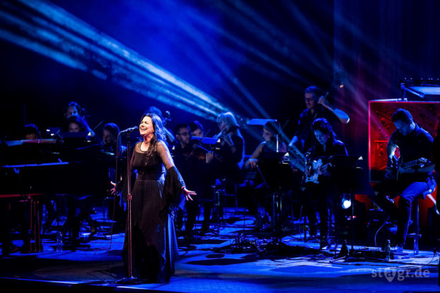 Evanescence Tour 2018 / Evanescence Düsseldorf 2018 / Evanescence Synthesis: Live with Orchestra