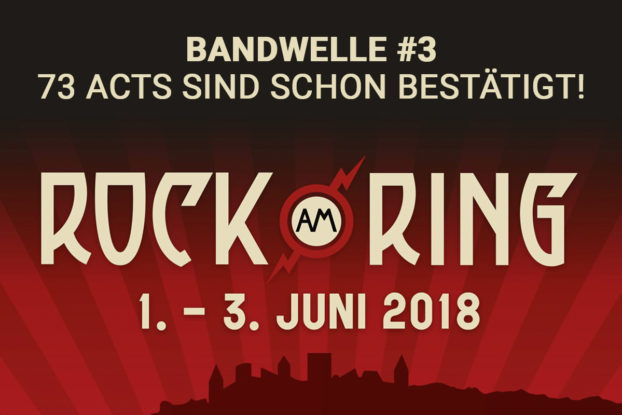 Rock am Ring 2018 / Rar 2018 / Rock am Ring 2018 Tickets / Rock am Ring 2018 Line up
