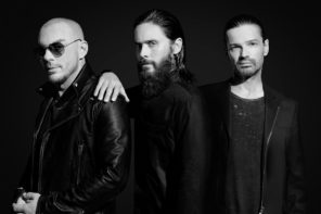 Thirty seconds to mars tour 2018 / 30 seconds to mars tour 2018