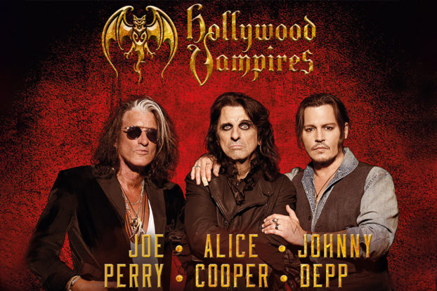 Hollywood Vampires Tour 2018 / Hollywood Vampires Tickets