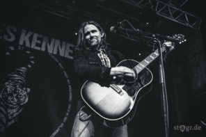 Myles Kennedy Berlin 2018 / Myles Kennedy Year of the Tiger Tour 2018