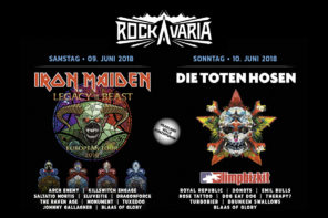 Rockavaria 2018 / Rockavaria Tickets